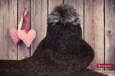Makerist - Mütze & Schal - 1