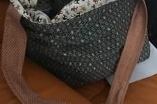 Makerist - Tasche für Strickprojekte - 1