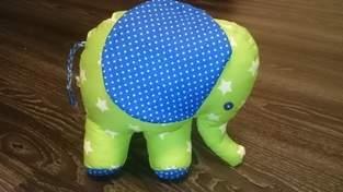 Makerist - Elefant von Stefanie Perlenfee - 1