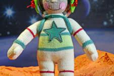 Makerist - Astronaut Eberhardt auf dem Mars - 1