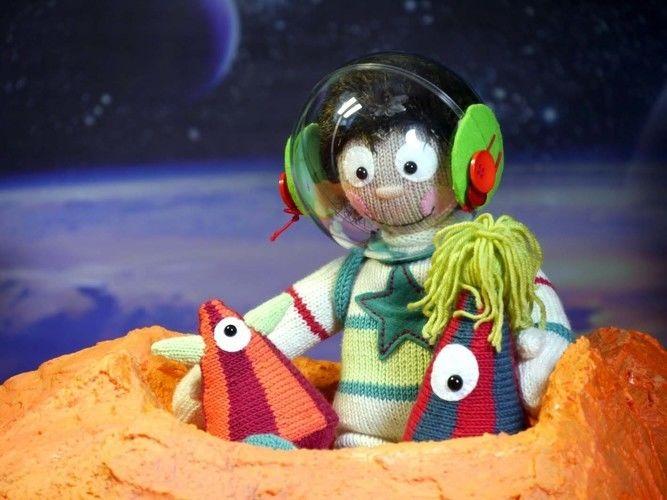 Makerist - Astronaut Eberhardt auf dem Mars - Strickprojekte - 3