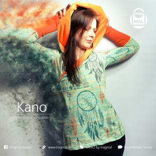 Makerist - KANO (Still-) Kleid oder Tunika - 1