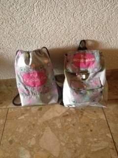 Makerist - Rucksack für Kindergarten mit Turnbeutel - 1