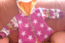 Makerist - Und eine Zipfeljacke für meine Enkelin K. - 1