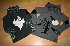 Makerist - Halloweenpullover für meine beiden Jungs - 1