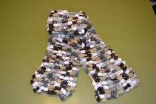 Makerist - Schal - ein netter Zeitvertreib für eine Zugfahrt - 1