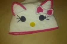 Makerist - Kitty-Mütze - 1
