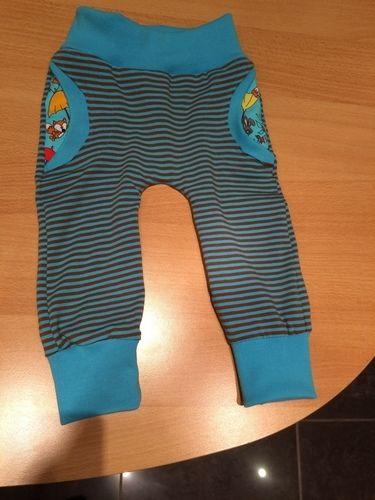 Makerist - Baby Hose und Baby-Shirt - Nähprojekte - 3