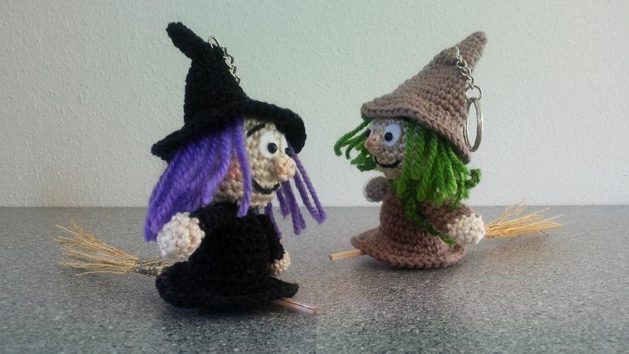 Makerist - die kleinen Hexen - Häkelprojekte - 1