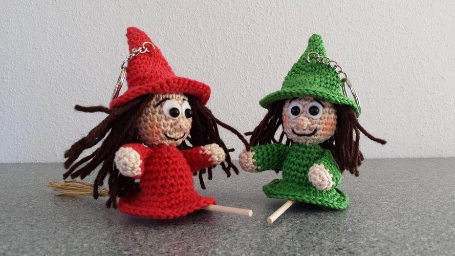 Makerist - die kleinen Hexen - Häkelprojekte - 3