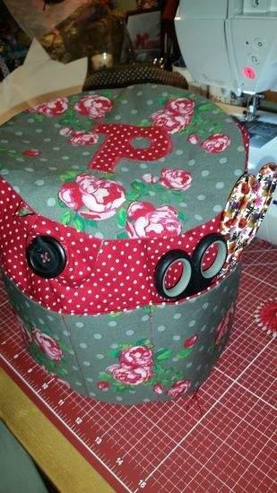 Makerist - Nähutensilo für meine Schwester - 1