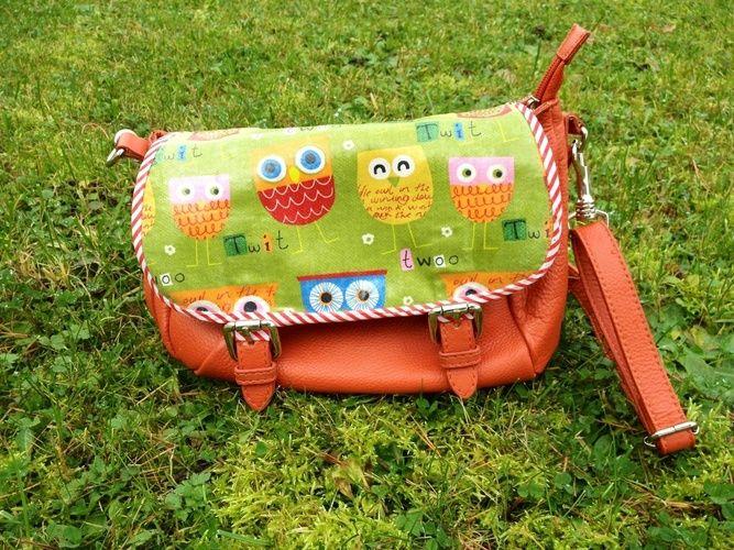 Makerist - Tasche Kindergartentasche - Nähprojekte - 1