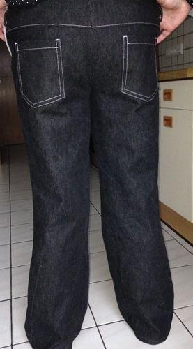 Makerist - selbst konstruierte und genähte Jeans - Nähprojekte - 1