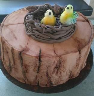 Makerist - Schokoladenkuchen zum 80-ten Geburtstag - 1