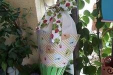 Makerist - Schultüte aus Omas Bastelstube  - 1