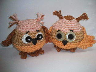 Makerist - Baby Owl - 1