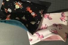 Makerist - Halswärmer für Kleine Räuber und Prinzessinnen  - 1