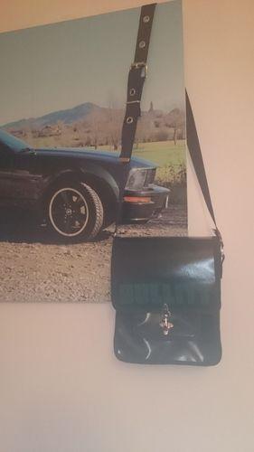 Makerist - Herrentasche aus Lkw Plane & Loden  - Nähprojekte - 1