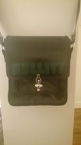 Makerist - Herrentasche aus Lkw Plane & Loden  - Nähprojekte - 2