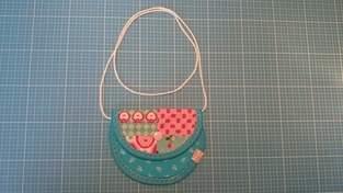 Makerist - Täschchen für eine kleine Dame - 1