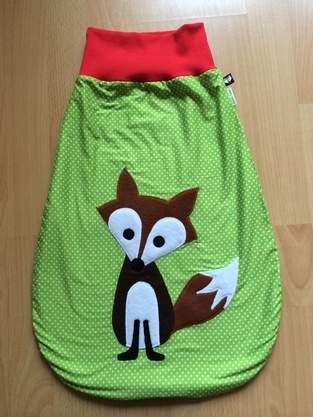 Makerist - Fuchs zum Wärmen - 1