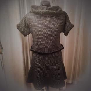 Makerist - Petits points ensemble femme en laine et polyester  - 1