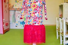 Makerist - Herbst-Kleidchen mit Tüllrock - 1