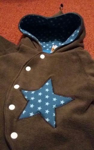 Makerist - Baby warm eingepackt... - Nähprojekte - 3