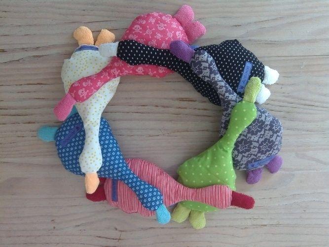 Makerist - Glücksenten - Nähprojekte - 2