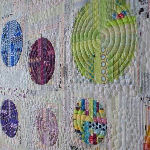 Makerist - Bubbles-Quilt immer noch nicht ganz fertig :( - Patchwork-Projekte - 1