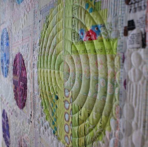 Makerist - Bubbles-Quilt immer noch nicht ganz fertig :( - Patchwork-Projekte - 2