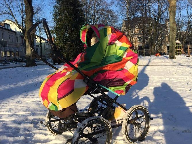 Makerist - Karneval im Schnee oder Regen - Nähprojekte - 1