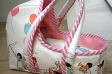 Makerist - Couffin pour poupée - 1