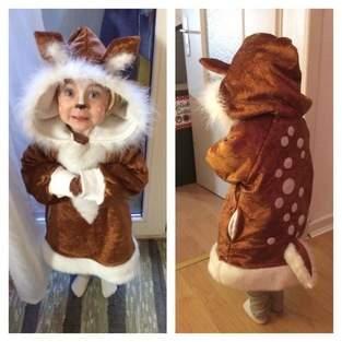 Makerist - Bambi-Kostüm  - 1