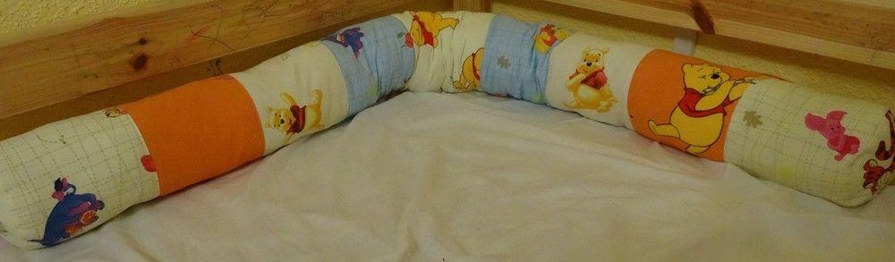 Makerist - Bettschlange Bettie - Nähprojekte - 3