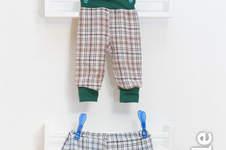 Makerist - Upcycling Schlafanzughosen für die Jungs :-) - 1