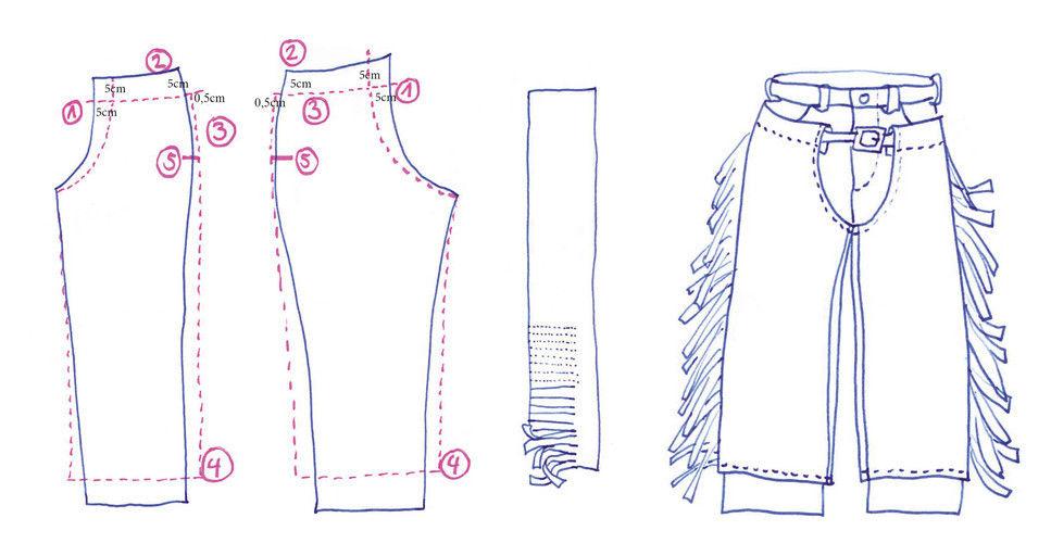 Makerist - Mit Anleitung für den Schnitt - Nähprojekte - 3