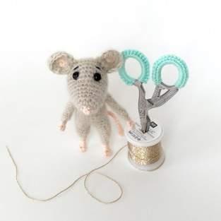 Makerist - Kleine Maus ganz groß - 1