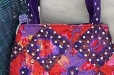 Makerist - Patchwork-Tasche gequiltet - 1