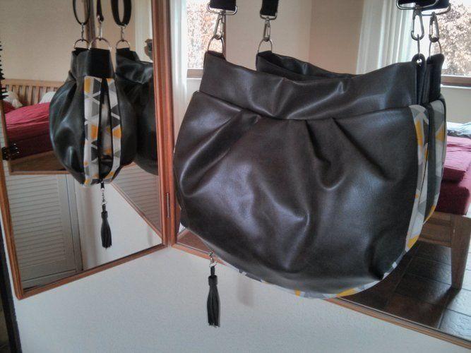 Makerist - Hobo_Bag - Nähprojekte - 1
