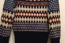 Makerist - Norwegerpulli  Wolle: Lana Grossa  Für mich!!!!! - 1