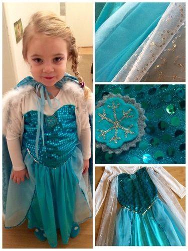 Makerist - Elsa ❄️💗☺️ - Nähprojekte - 1