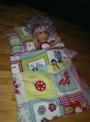 Makerist - Puppenbett - 1