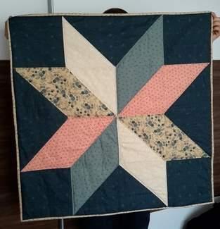 Makerist - Anfänger Quilt - 1