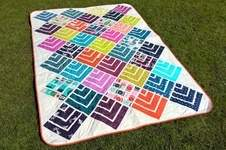 Makerist - Jelly in Point Quilt - 1