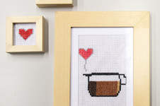 Makerist - Kaffee mit Herzchen - 1