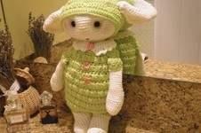 Makerist - petite bébette verte  - 1