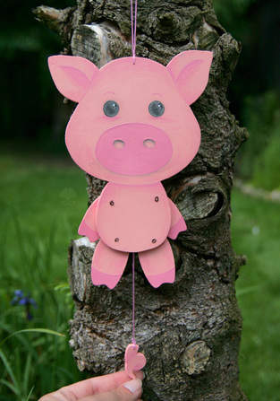Makerist - Hampel-Schwein - 1