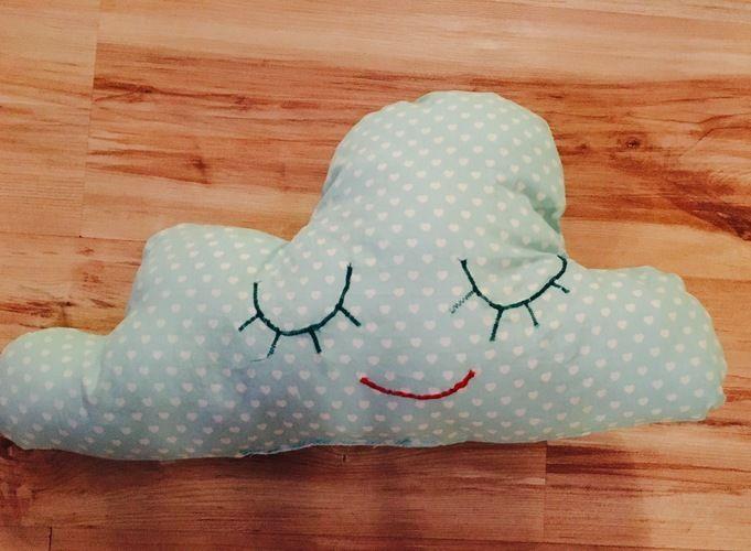 Makerist - Wolke Sieben zum Valentinstag - Nähprojekte - 1