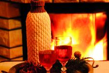 Makerist - Strickpulli für die Weinflasche - 1